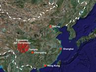 China, sacudida por un devastador terremoto