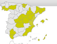 Provincias decisivas