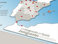 La inmigracion en España
